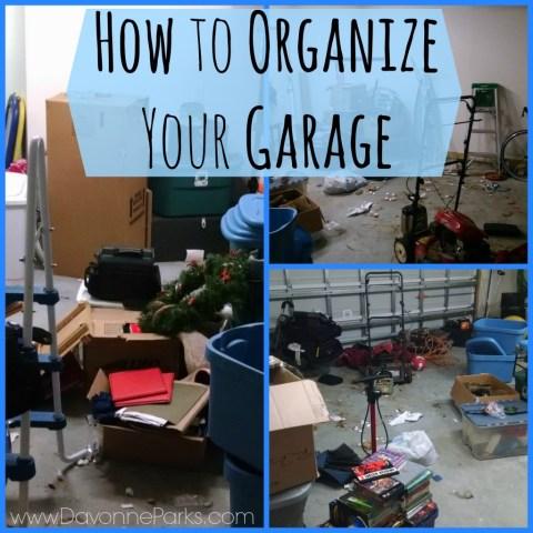 OrganizeGarage
