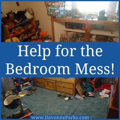 bedroommess
