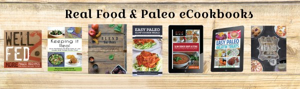 Family Resolution Revolution - Real Food and Paleo Cookbooks