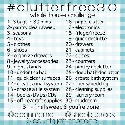 ClutterFree30
