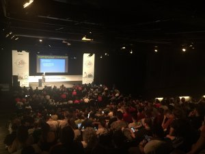 My WCEU talk - Thank you @AtanasovskiP for taking this picture