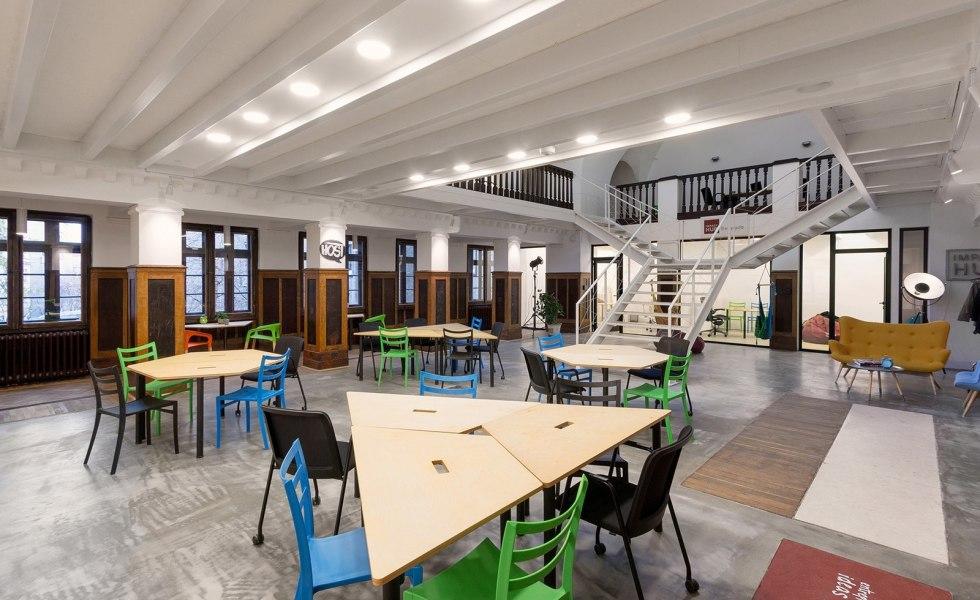 Impact Hub venue