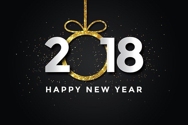 Happy New Year of 2018