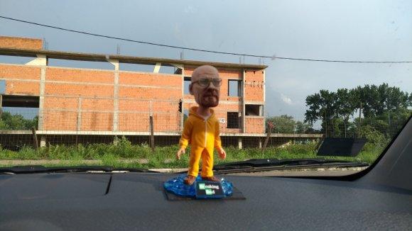 Heisenberg Bobblehead 1
