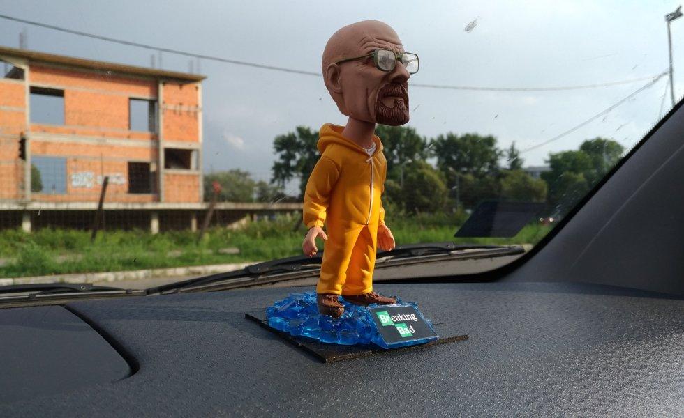 Heisenberg bobblehead