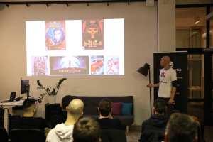 One slide during my presentation at WordPress Meetup Zrenjanin