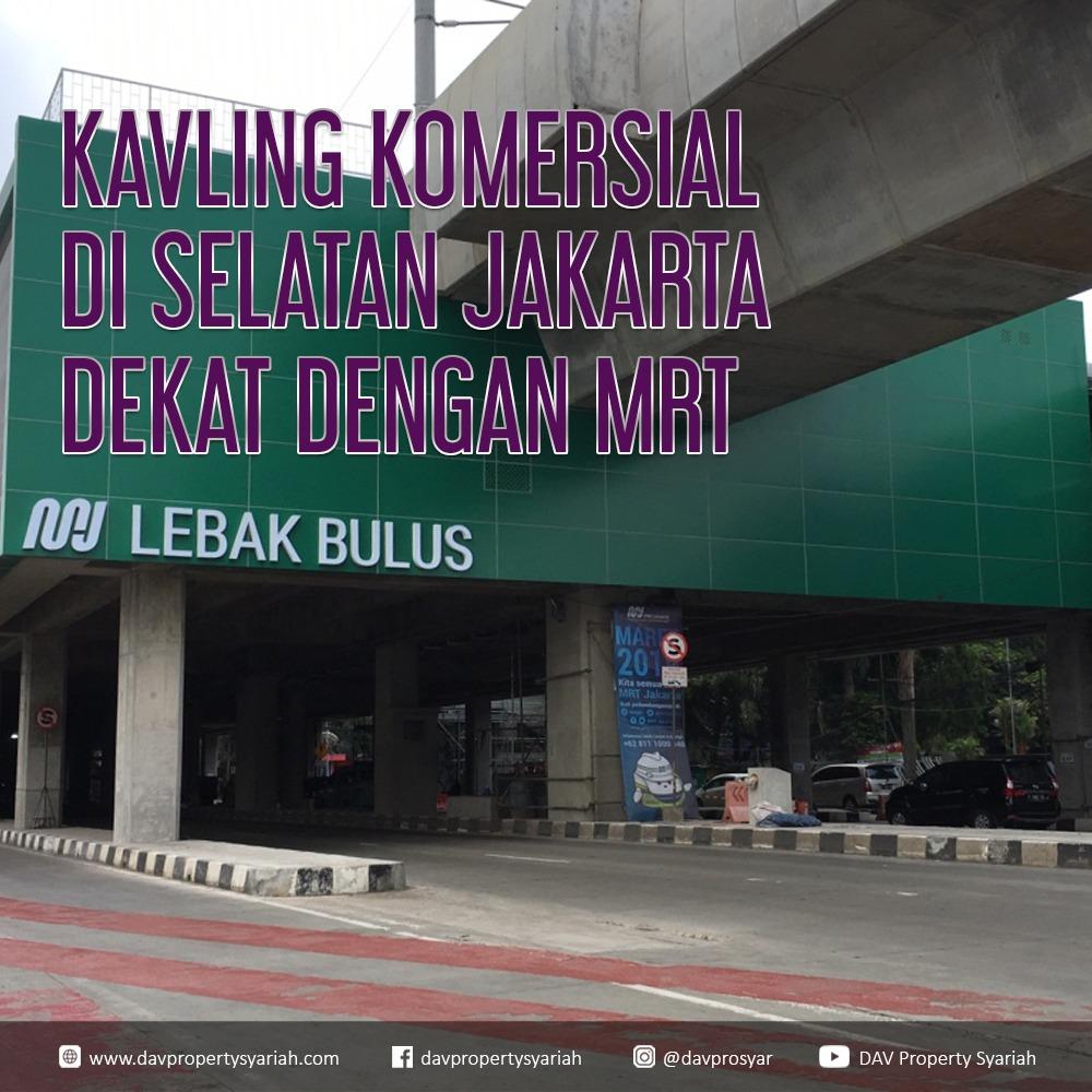 Perumahan Syariah Dekat Stasiun MRT al ihsan residence 3