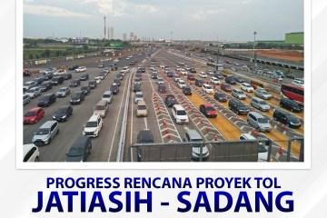 perumahan syariah jabodetabek - progres rencana proyek tol jatiasih - sadang - future development - davpropertysyariah