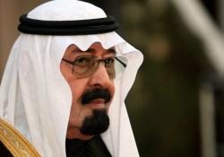Suudi Arabistan Kralı Vefat Etti