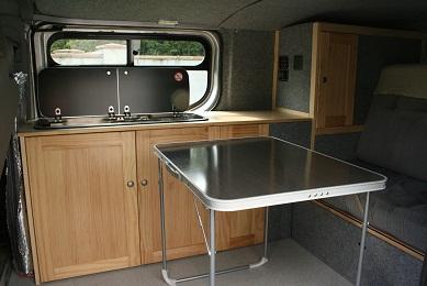 Campervan Self Build Conversion Davy Walshs Blog