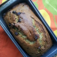 Easy Peasy Chocolate Chippy Banana Bread