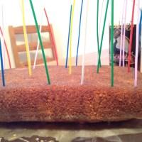 Rum Cake!