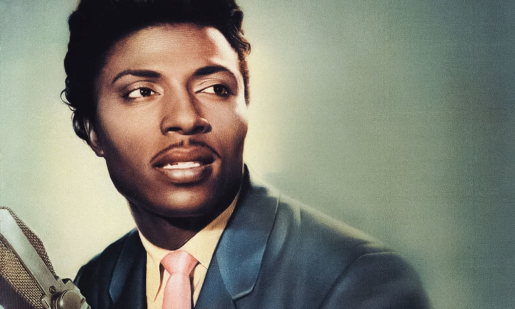 LITTLE RICHARD PASSES AWAY AT 87 YEARS OLD