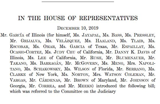 HR 5383 BILL IN THE HOUSE IMMIGRATION ENFORCEMENT