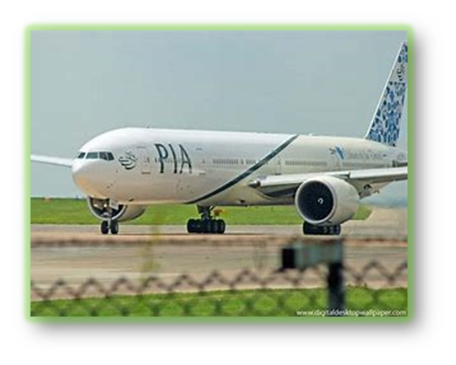 PAKISTAN AIRLINES PILOTS UNLICENSED