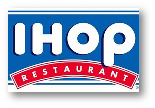 IHOP OR IHOb CONFUSION JUST A PROMO