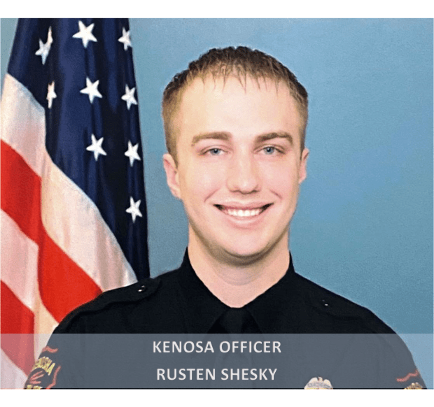 WHO IS OFFICER RUSTEN SHESKY