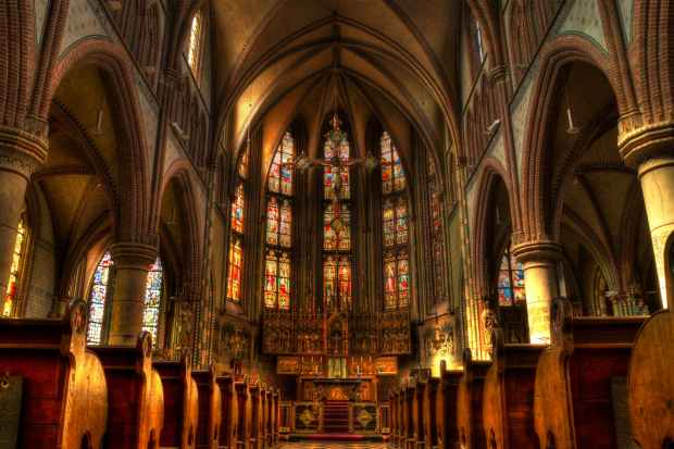 CATHOLIC PRIEST: THE GODLESS AND IMPOSTERS