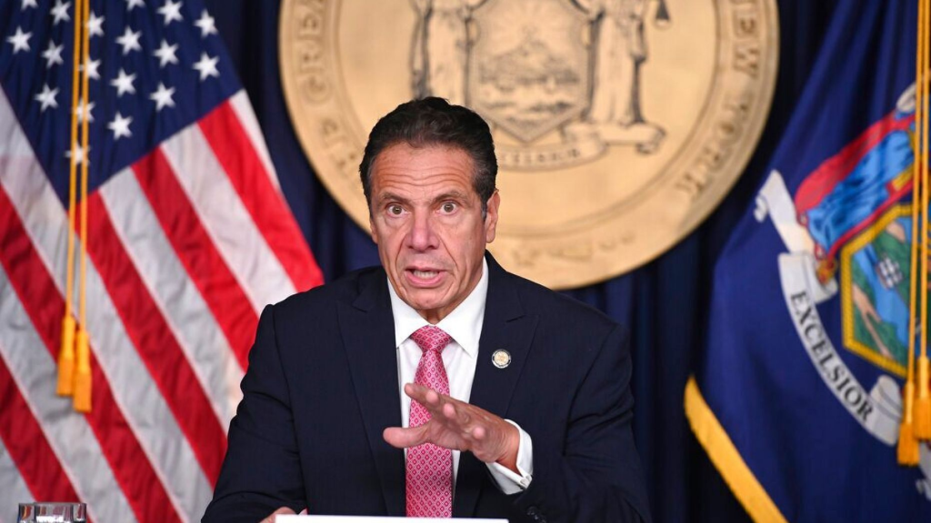 GOV ANDREW CUOMO TO RECEIVE EMMY