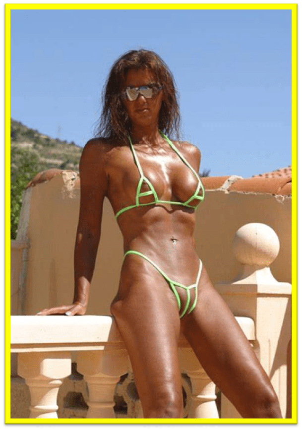 BIKINI WEEKEND AT LAST (MILF EDITION) THE MATURE WOMEN