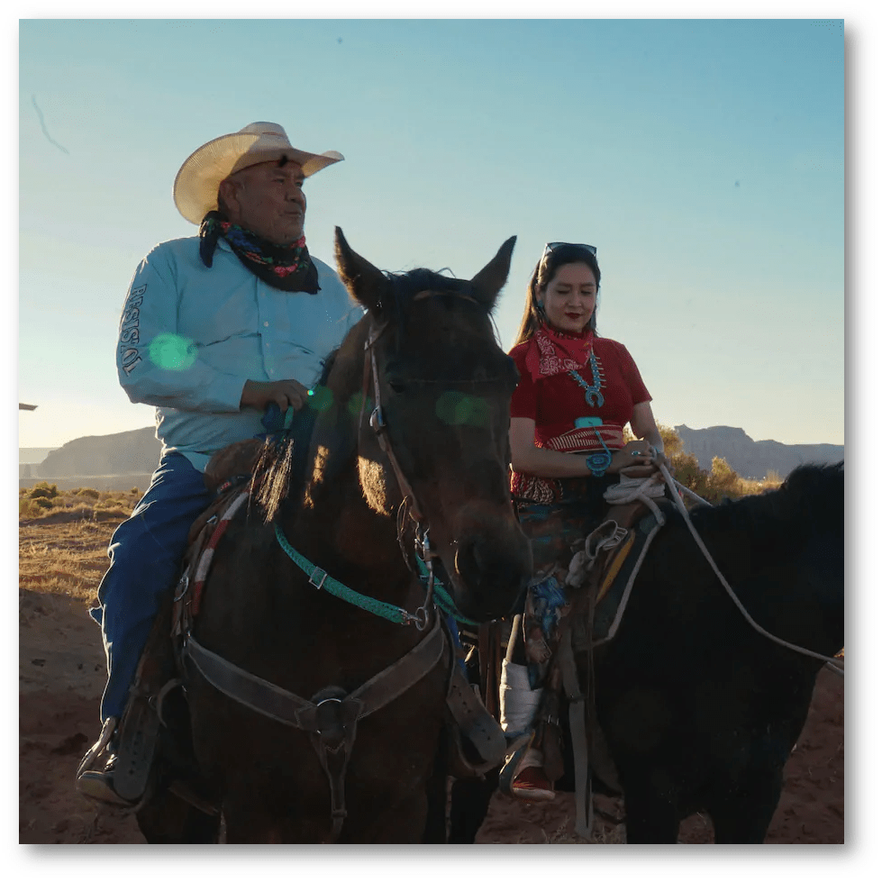 NAVAJO NATION RIDE TO THE POLLS