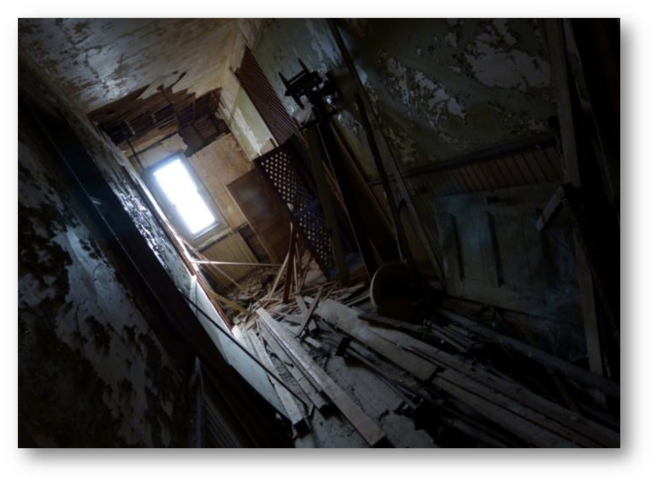 OLD PSYCH FACILITY