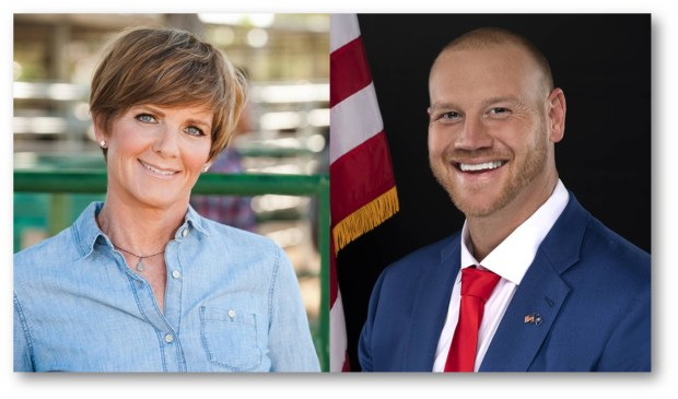 ANOTHER LAWSUIT OVER SENATE RACE IN CLARK COUNTY