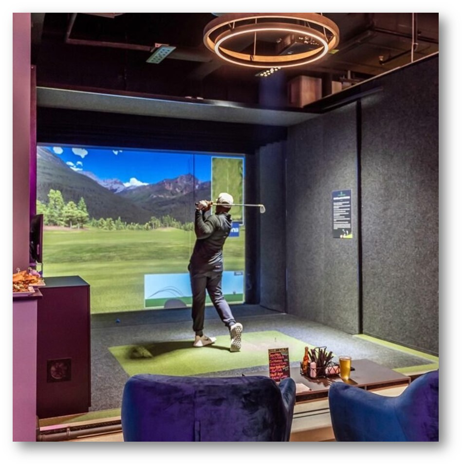 NEVADA ADVENTURES VIRTUAL GOLF COURSE