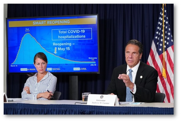 GOVERNOR CUOMO STAFF TELLS ALL ABOUT DEATHS