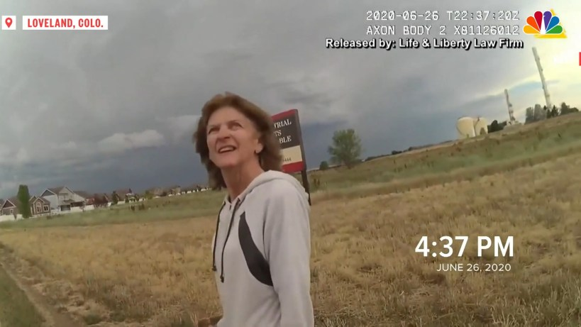 Charges filed against former Loveland officers involved in arrest of 73-year-old with dementia