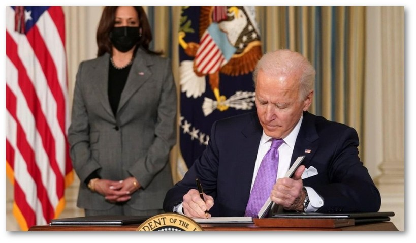 SATIRE POST OF THE DAY: BIDEN SPEND $2 TRILLION TO STUDY CAUSE OF INFLATION