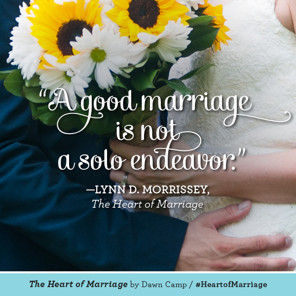 Lynn D. Morrissey The Heart of Marriage #HeartofMarriage