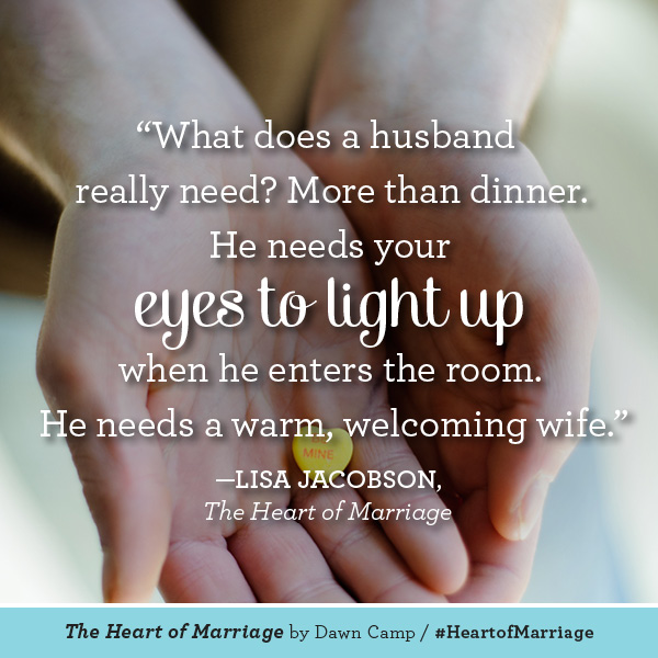 Lisa Jacobson The Heart of Marriage #HeartofMarriage