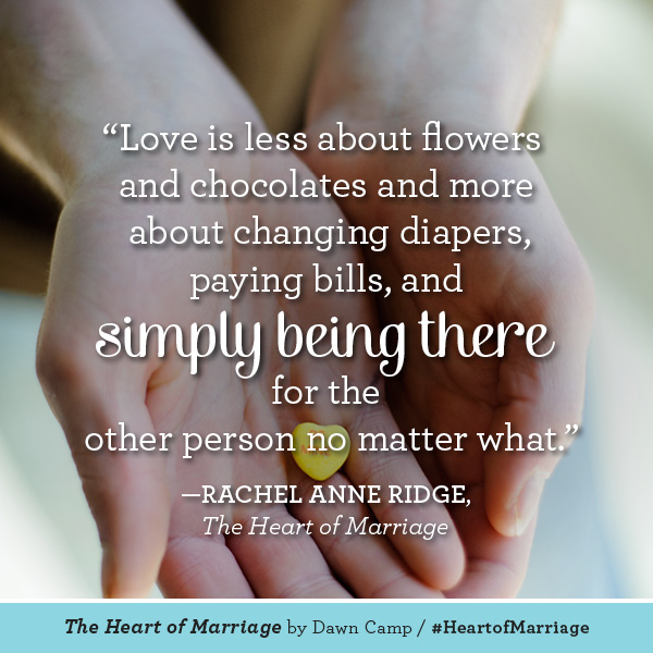Rachel Anne Ridge The Heart of Marriage #HeartofMarriage