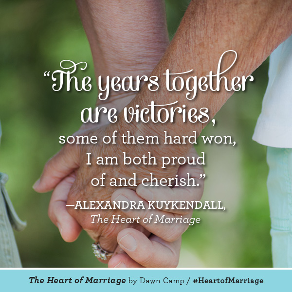 Alexandra Kuykendall The Heart of Marriage #HeartofMarriage