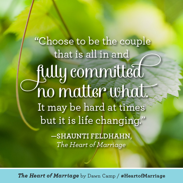 Shaunti Feldhahn The Heart of Marriage #HeartofMarriage