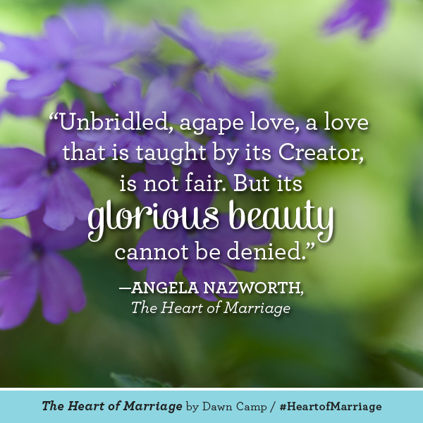 Angela Nazworth The Heart of Marriage #HeartofMarriage