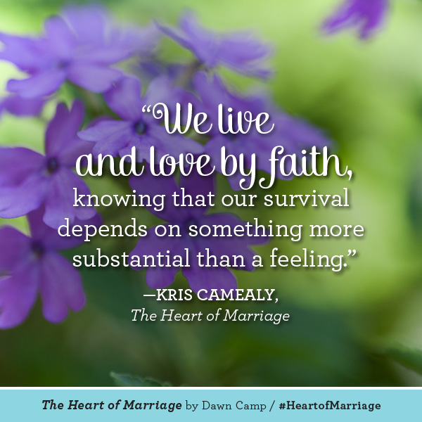 Kris Camealy The Heart of Marriage #HeartofMarriage