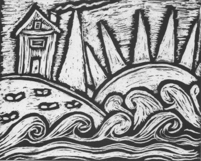 Scratchboard New Day 1