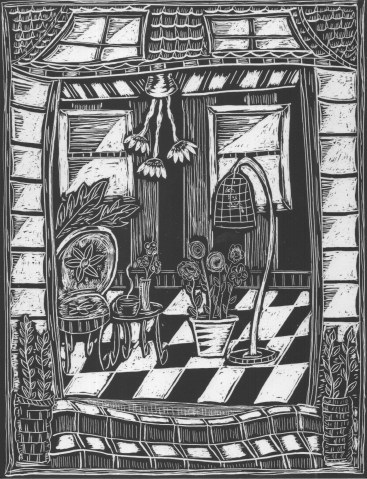 Scratchboard The Conservatory