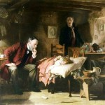 A Doctor treating psychosomatic illness