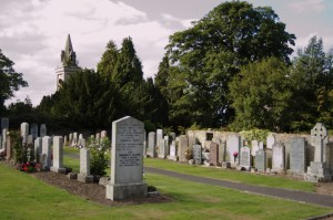 Carriden Church Graveyard
