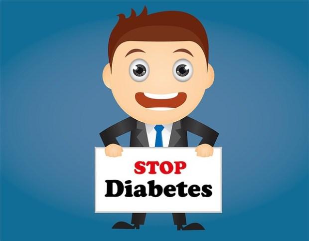 stop diabetes photo