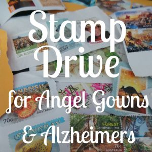 Stamp drive image