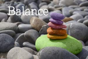 As the Pendulum Swings: Balance