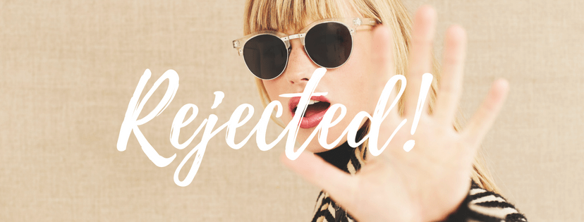 How Do you Handle the Fear of Rejection