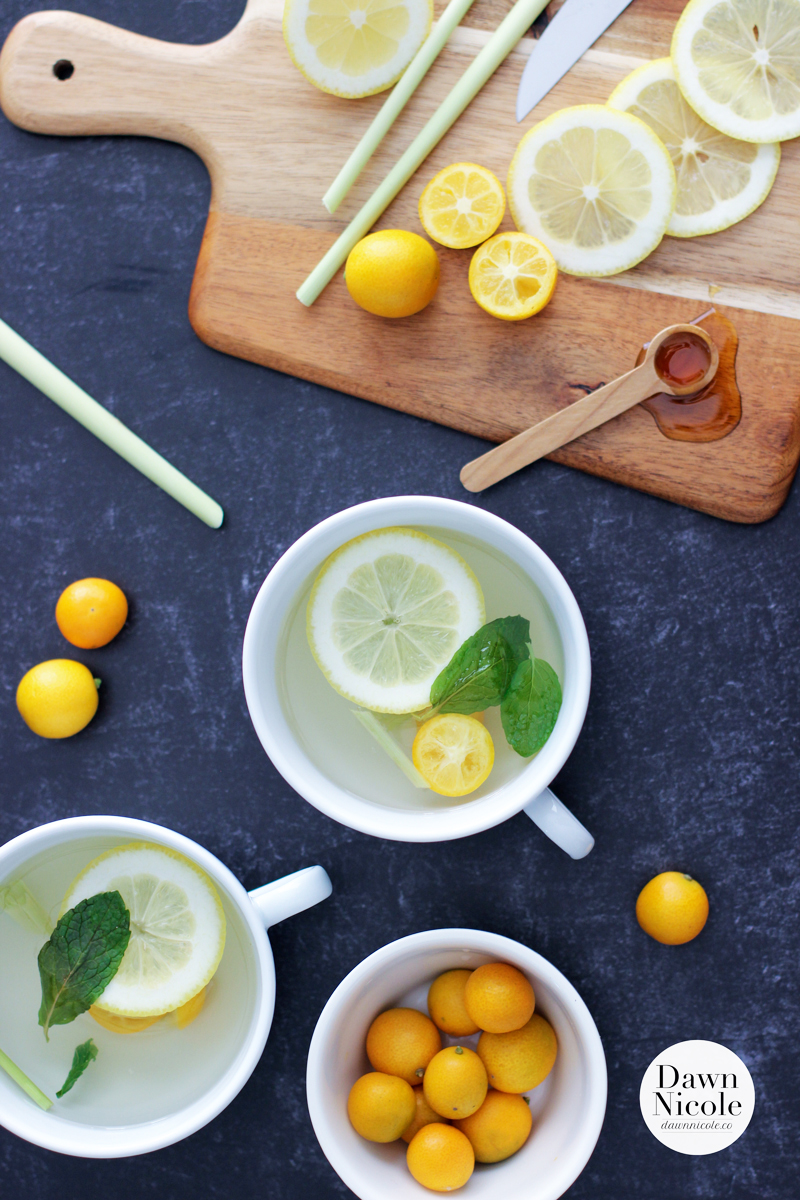 Citrus & Fresh Lemongrass Tea. This flavorful Thai-inspired hot tea was a local favorite of mine when we lived in Germany. I've recreated it so I can enjoy it at home!