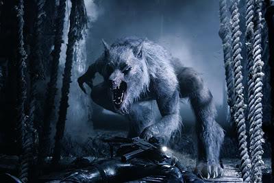 Underworld werewolf