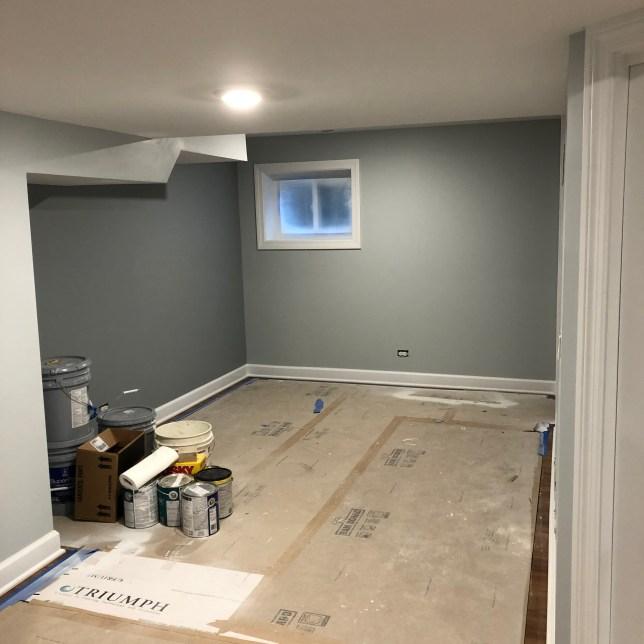 paint & floor so pretty