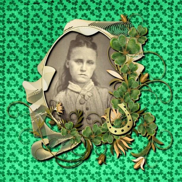 Laura May Akin, sister to Gip Akin